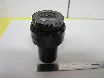 Eyepiece Zeiss Germany Axiovert Wpk 10x Microscope Optics Binh1-28