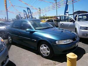 2001 Holden Vectra Sedan Maidstone Maribyrnong Area Preview