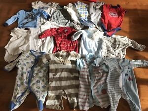 Clothes for baby boy 0-3 months