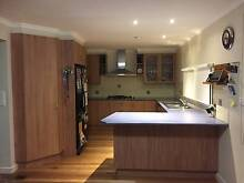 Kitchen U shape complete with cabinets, oven, rangehood & sink Viewbank Banyule Area Preview