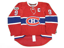 RICHARD MONTREAL CANADIENS HOME 100th ANNIVERSARY REEBOK EDGE 2.0 7287 JERSEY