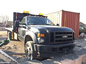 08 Ford F550 Parting Out