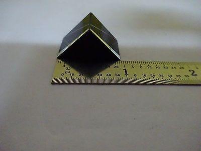 OPTICAL PRISM LASER OPTICS AS IS BIN#P8-41