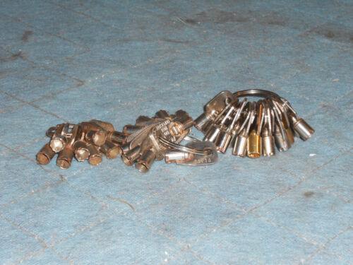 ACE 7 Pin Tubular Soda and Vending Machine Keys