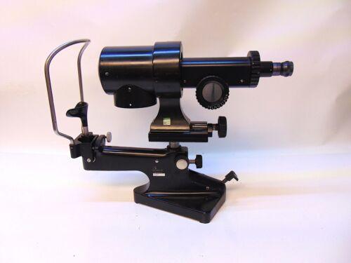 Woodlyn Ophthalmic Instrument Slit Lamp Vintage S4237