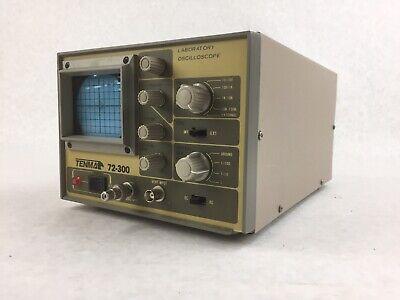 Tenma Laboratory Oscilloscope 72-300