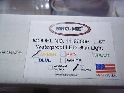 Sho Me  40  Led Light  Model  Sme  11-8600p