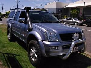2005 Holden Rodeo Ute AUTO 4X4 DUAL CAB Archerfield Brisbane South West Preview