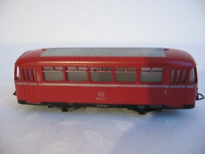 Un122* Märklin H0 4018 Schienenbus Beiwagen Typ 995 DB zu 3016