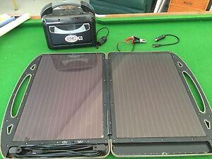 Solar power pack , camping gear Horsham Horsham Area Preview