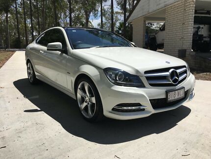 Mercedes-Benz C250 Coupe Kedron Brisbane North East Preview