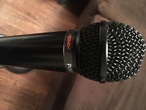 PEAVEY Mic/stand / cord