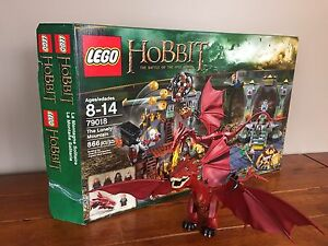 Lego Hobbit 79018 The Lonely Mountain (complet)