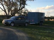 Mobile trailer/ site van/ food van / enclosed trailer Kyabram Campaspe Area Preview