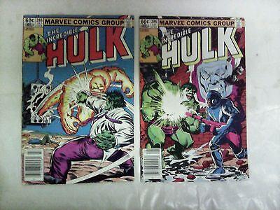 The Incredible Hulk issues #285 and - 1980s Incredible Hulk