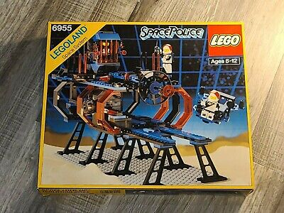 Lego Space Police 6955 Excellent Complete In Original Box w/ Instructions