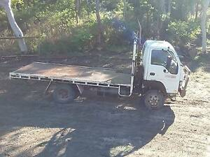 Izusu NPS300 4WD Truck Cooktown Cook Area Preview