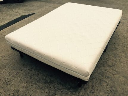 Cheap Double Beds - Memory foam mattress and bases - 40 Available Eumemmerring Casey Area Preview