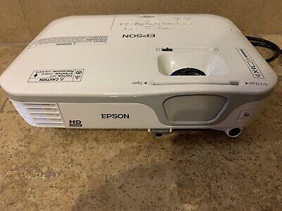 Epson Home Cinema HD, HDMI, 3LCD, 3000 Lumens Color and White Brightness