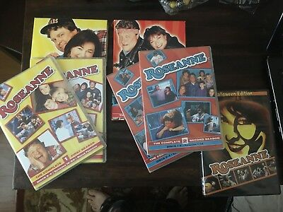 Roseanne: Seasons 1 and 2, plus Halloween Edition (DVDs), set of 3, watched once
