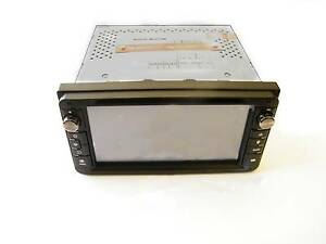 Universal Double DIN TFT LCD Touch Screen DVD Player