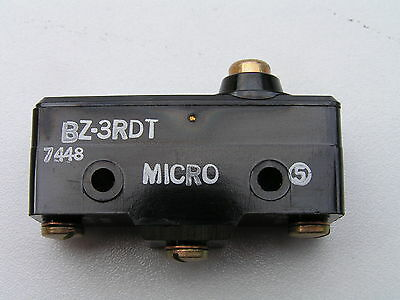 Honeywell Micro Bz-3rdt Micro Switch New Free Shipping