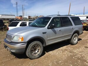 2002 Ford expedition AWD