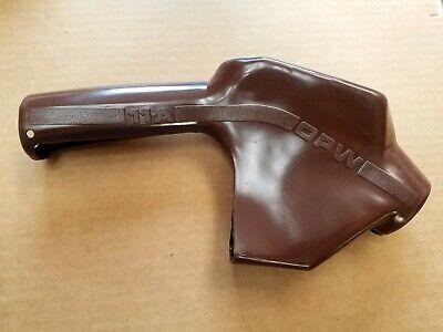 Opw 1-piece Brown Gas Pump Nozzle Scuff Guard Cover Hand Insulator 11-a