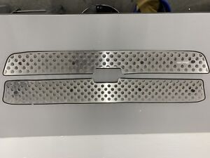 Chevrolet Grill Inserts