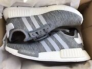 Adidas Originals NMD R1 Boost Mens US 10 Shoes New Dead Stock Grey Springvale South Greater Dandenong Preview