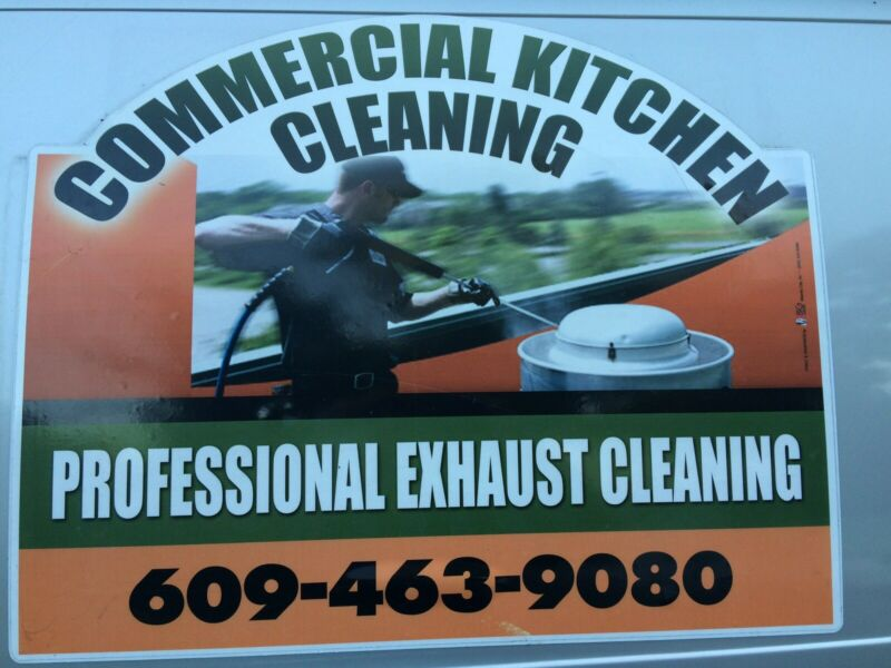Specialty Cleaning Business