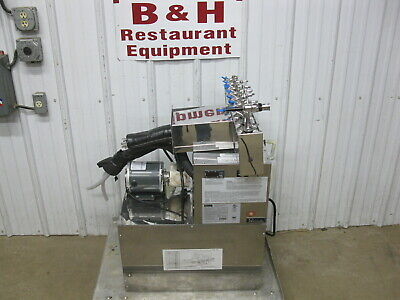 Perlick Century Series 4404 Draft Beer System Power Pak Air-cooled W Tower