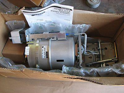 New Rebuild Honeywell Pneumatic Damper Actuator Wpositioner Mp918a 1081 2