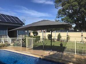 Pool Umbrella Hamilton Newcastle Area Preview