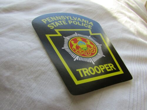 PA Pennsylvania State Police Trooper Decal Sticker