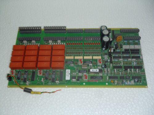 Vellinge Electronics 560 60 02-01 Rev K,15 Relay Control Board