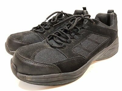 Brahma Cruize Men's Steel Toe Oil/Slip Resistant Shoes Size 12 M