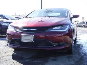2016 Chrysler 200 S ~ Heated Seats, Uconnect, Bluetooth