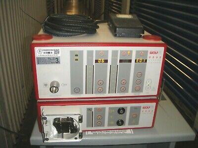 Richard Wolf 2232 Laparo Co2 Pneu Insufflator W  Tem Pump System