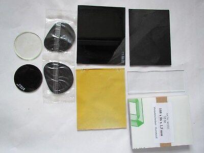 Schweißschutzglas für Helme und Brillen /Vorsatzgläser