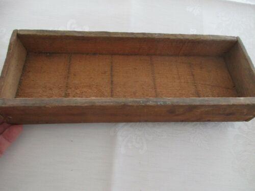 Vintage Wood Box/Tray/drawer