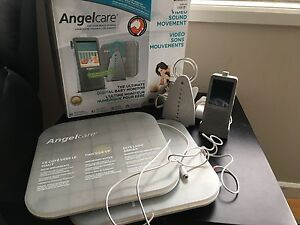 Angelcare AC1100 Video, Sound and movement monitor Wanniassa Tuggeranong Preview
