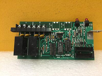 Siemens Faraday Zn-1 401310 Class B Initiating Circuit Module. Tested