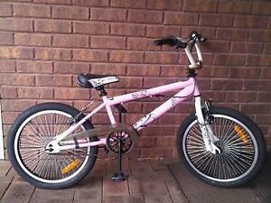 "Girls No-Fear-Freestyle BMX Bike 20"" wheels Bull Creek Melville Area Preview"