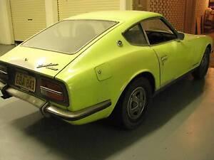 1970 Datsun 240Z Coupe Cranebrook Penrith Area Preview