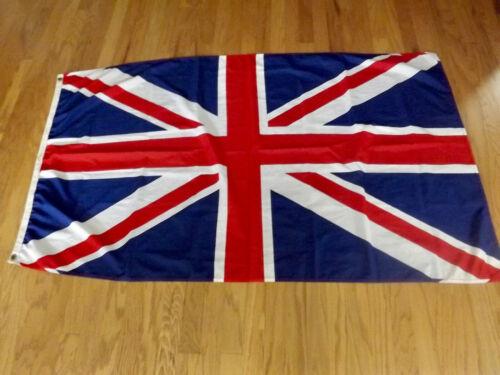 Vintage Flag - Union Jack British Flag