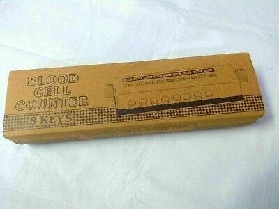 Blood Cell Counter 5 Key Lab Equipment Fast Shipping