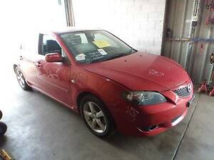 WRECKING / DISMANTLING 2004 MAZDA 3 SEDAN 2.0L AUTO North St Marys Penrith Area Preview
