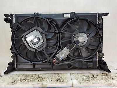 AUDI S5 8T 07-10 3.0 TFSi V6 SUPERCHARGED CAKA RADIATOR RAD PACK 8K0121003N