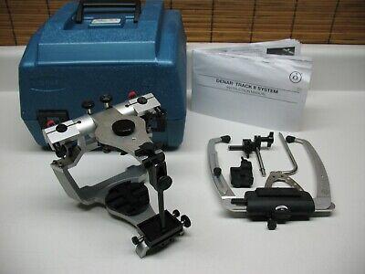 Denar Track I I Semi Adjustable Dental Articulator With Slidematic Facebow